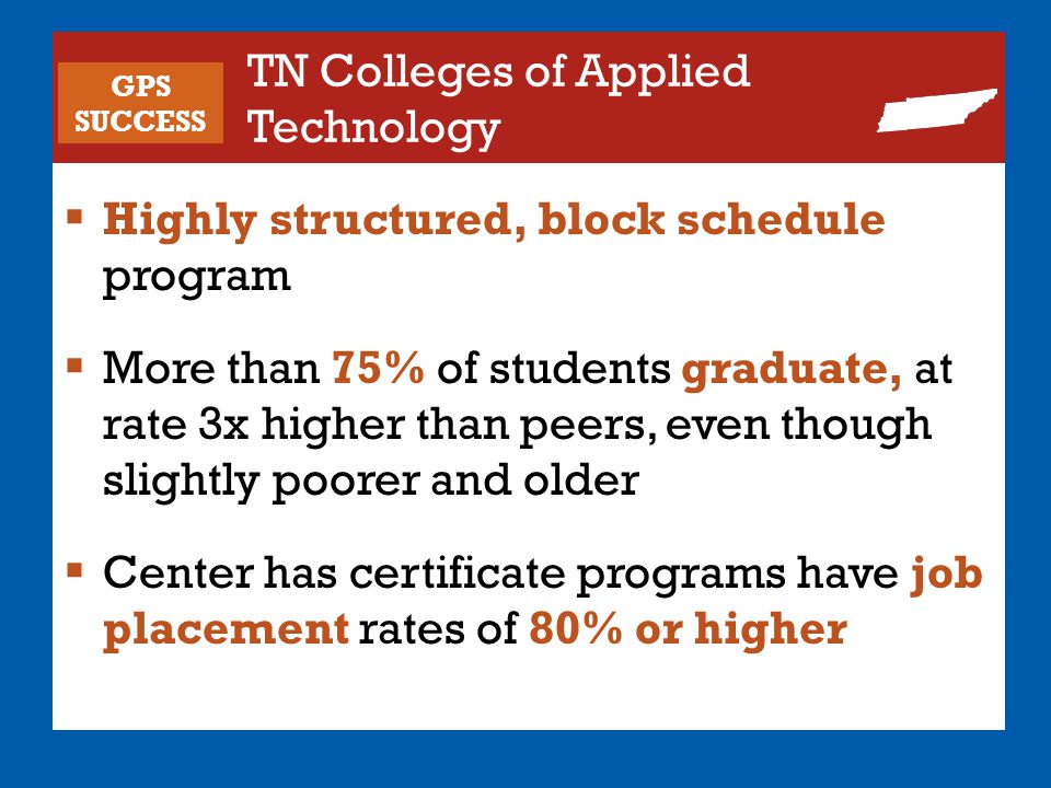 TN Colleges of Applied Technology