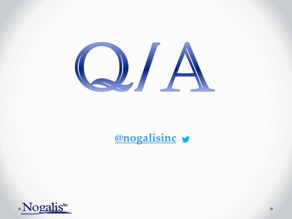 Q/A @nogalisinc
