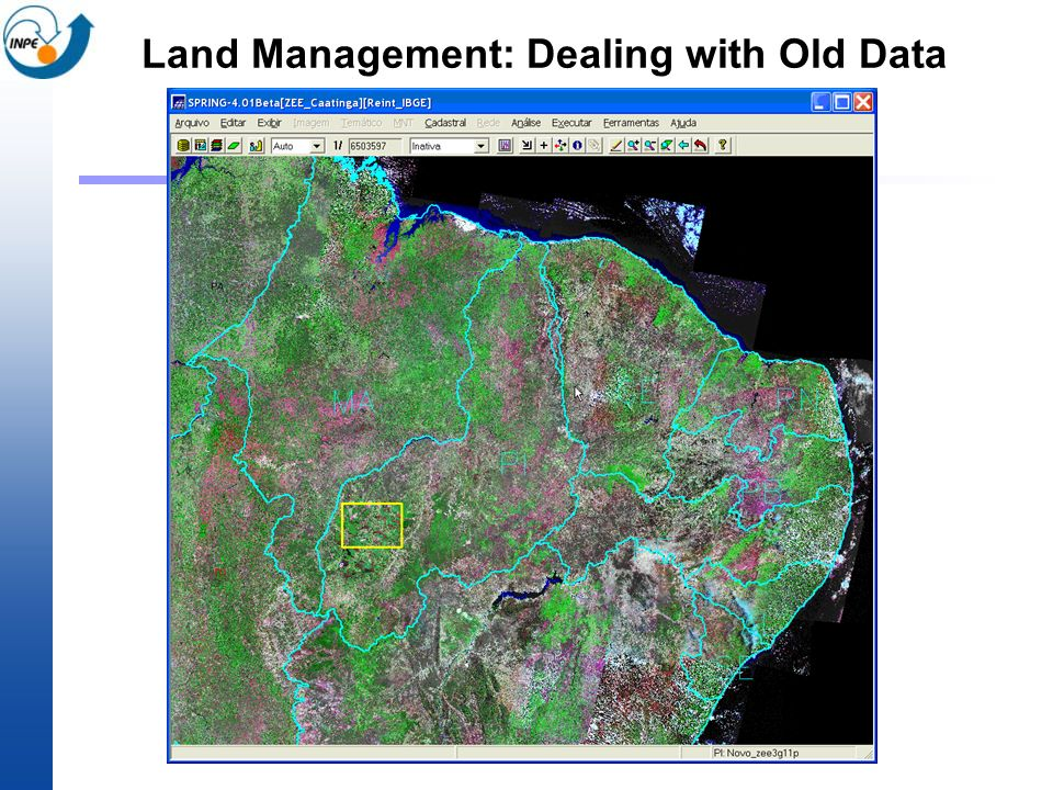 Land Management: Dealing with Old Data