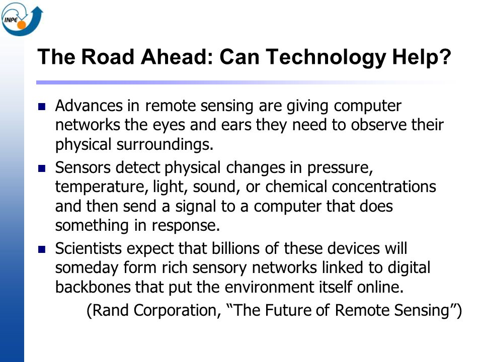 The Road Ahead: Can Technology Help