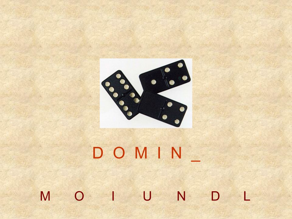 D O M I N _ M O I U N D L