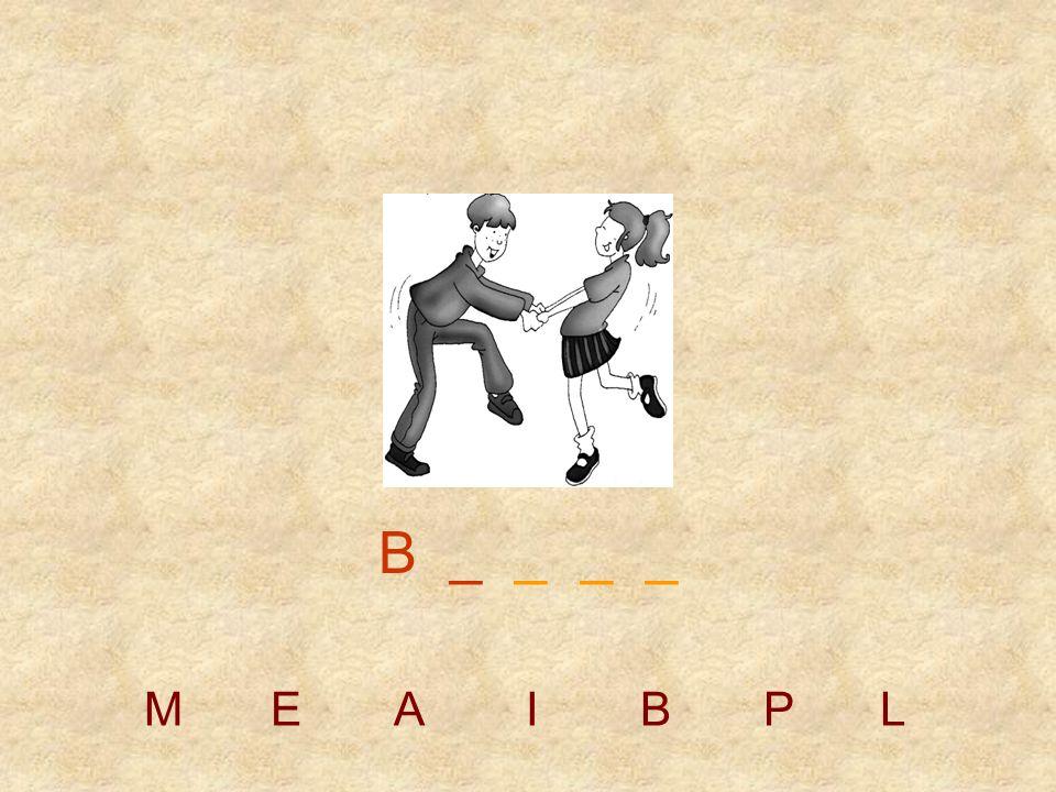 B _ _ _ _ M E A I B P L