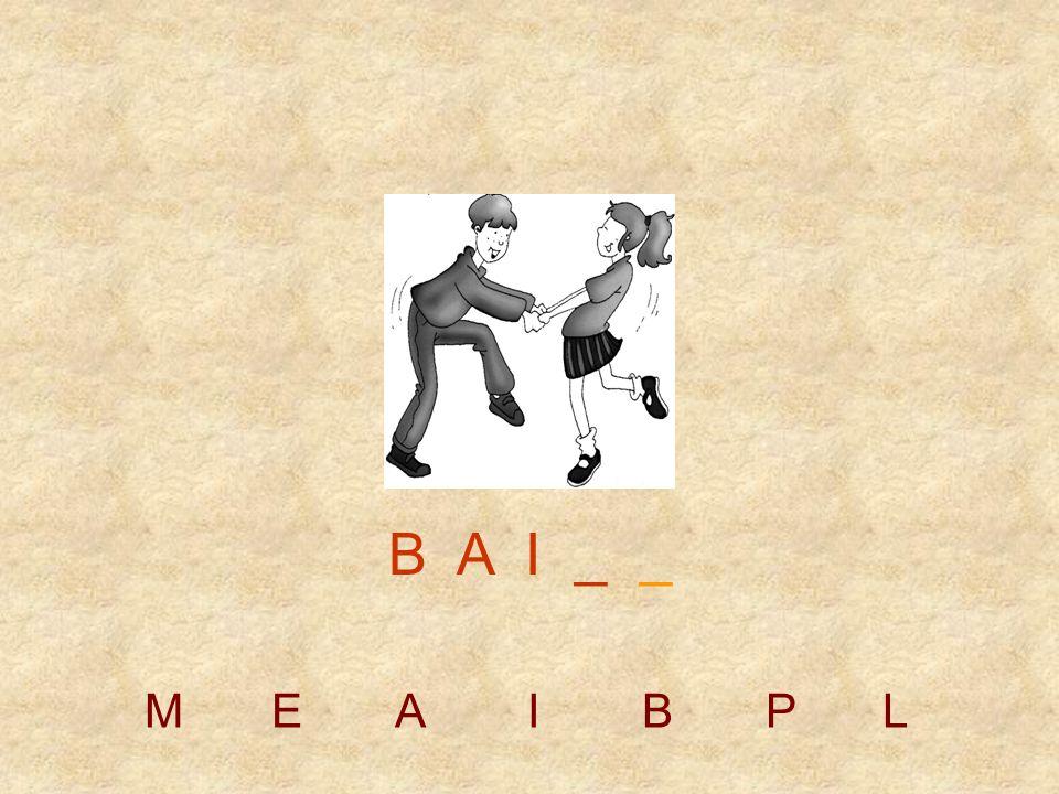 B A I _ _ M E A I B P L