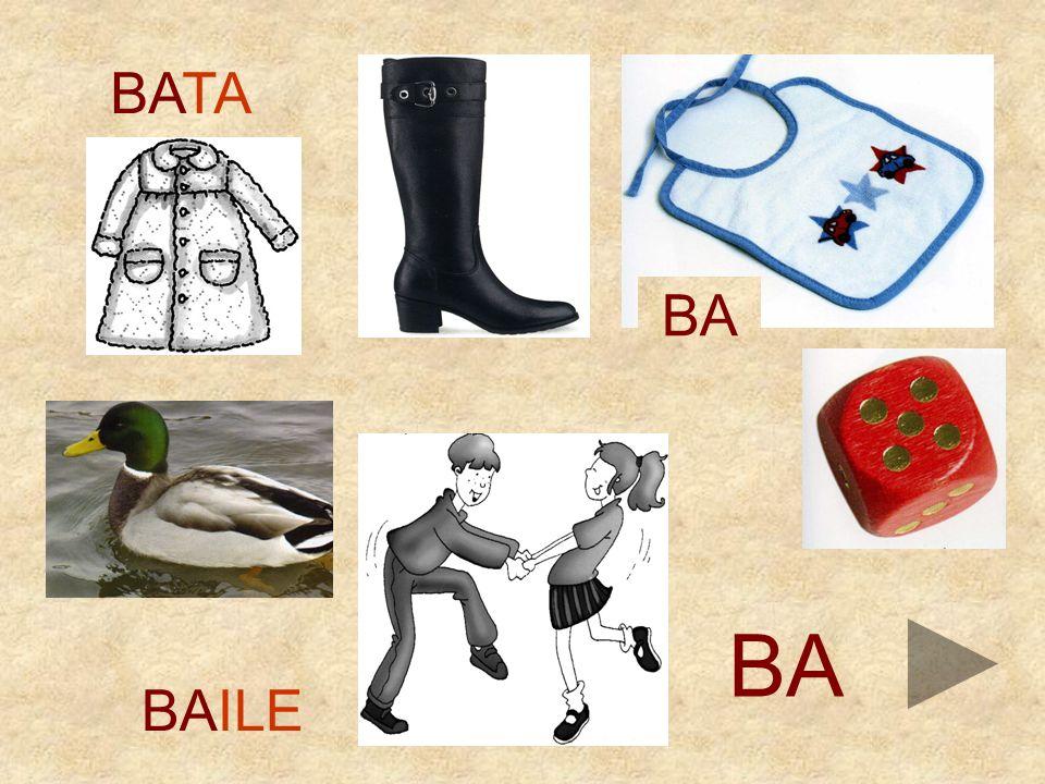 BATA BA BA BAILE