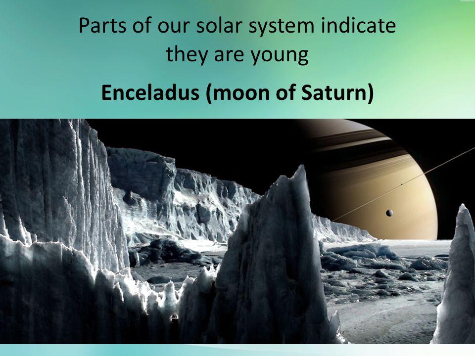 Enceladus (moon of Saturn)