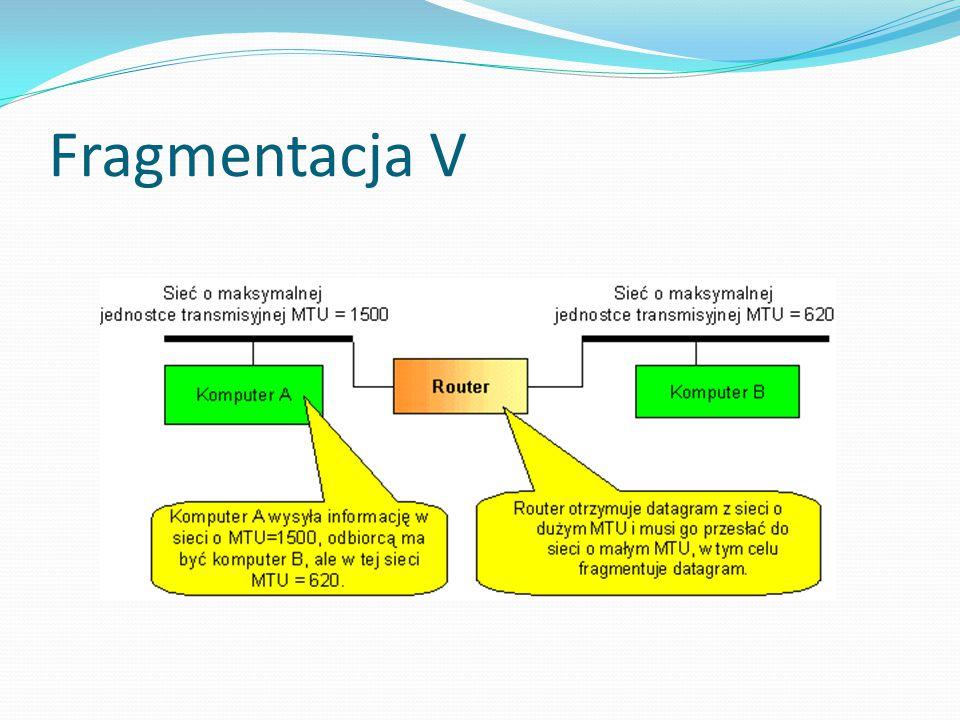 Fragmentacja V