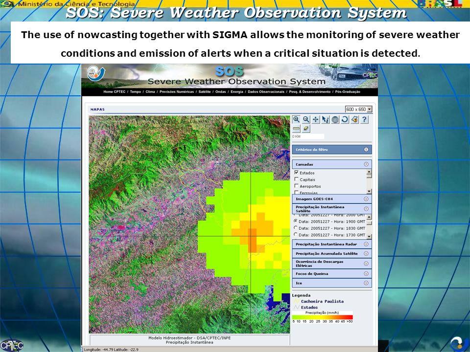 SOS: Severe Weather Observation System