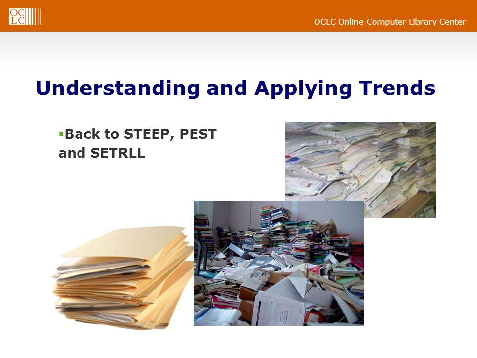 Understanding and Applying Trends