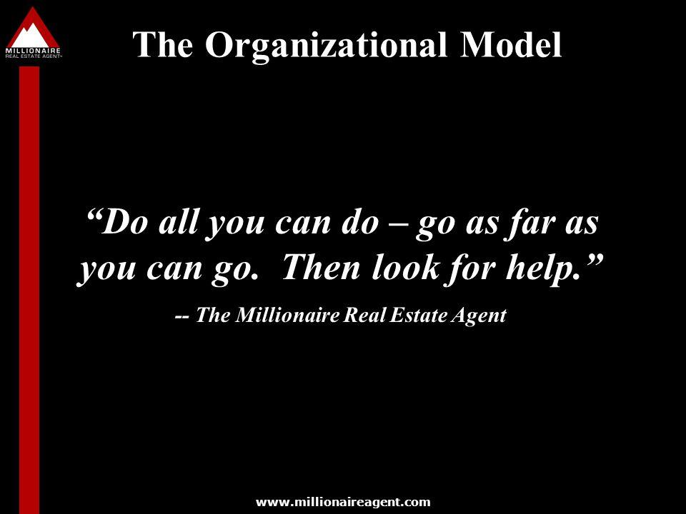 The Organizational Model