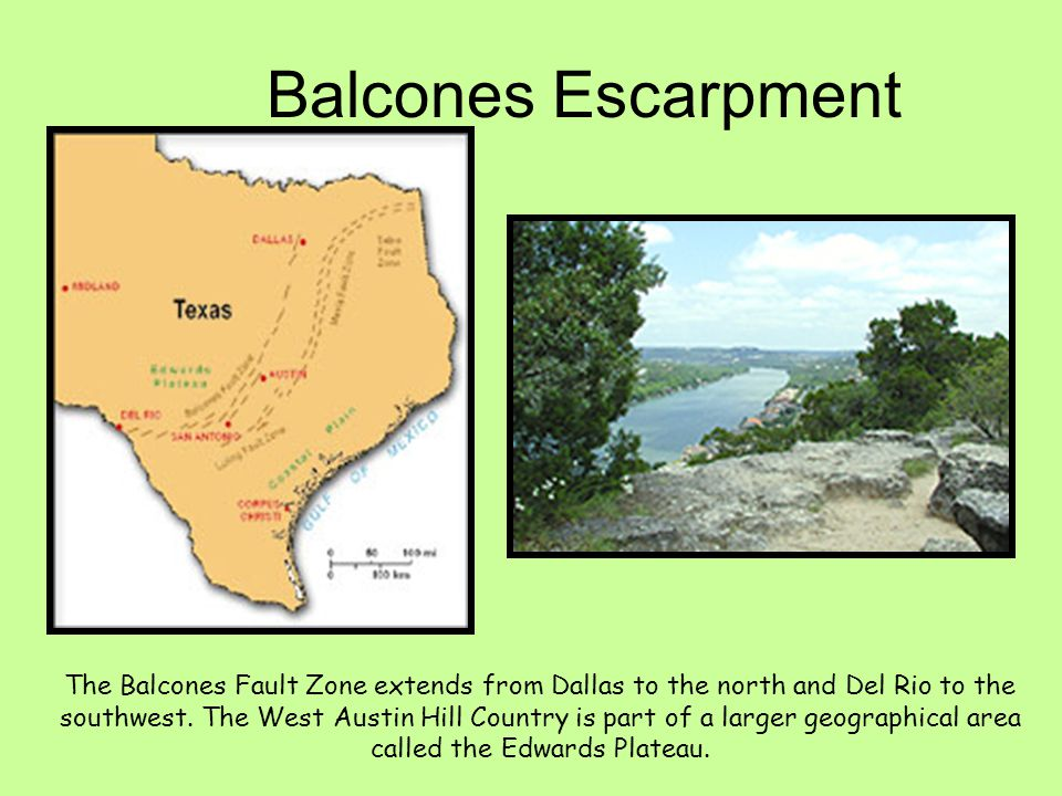 Balcones Escarpment