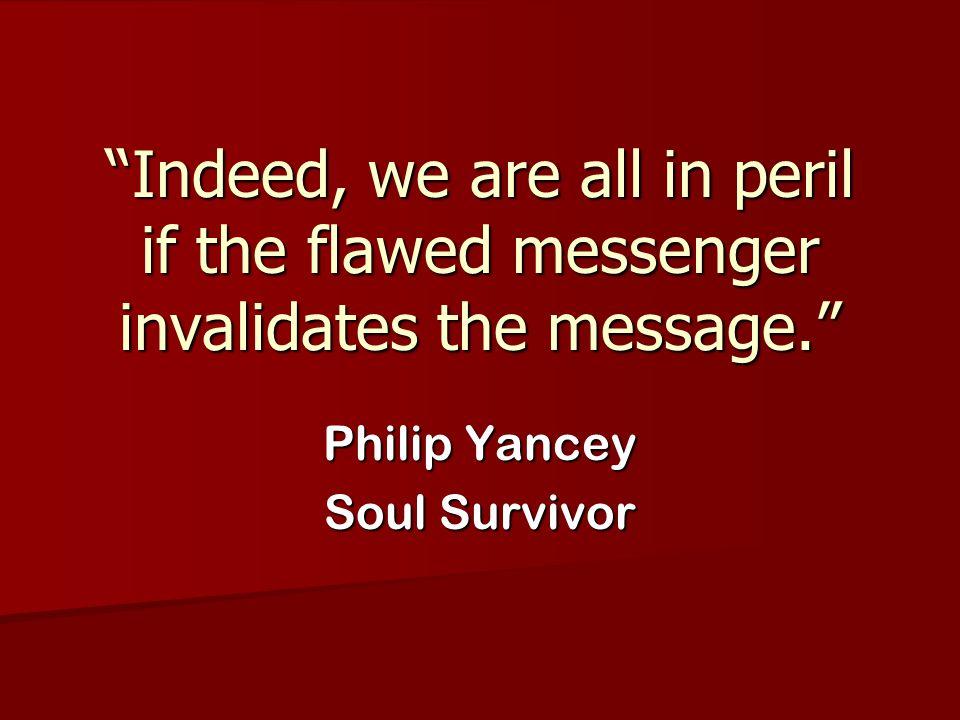 Philip Yancey Soul Survivor