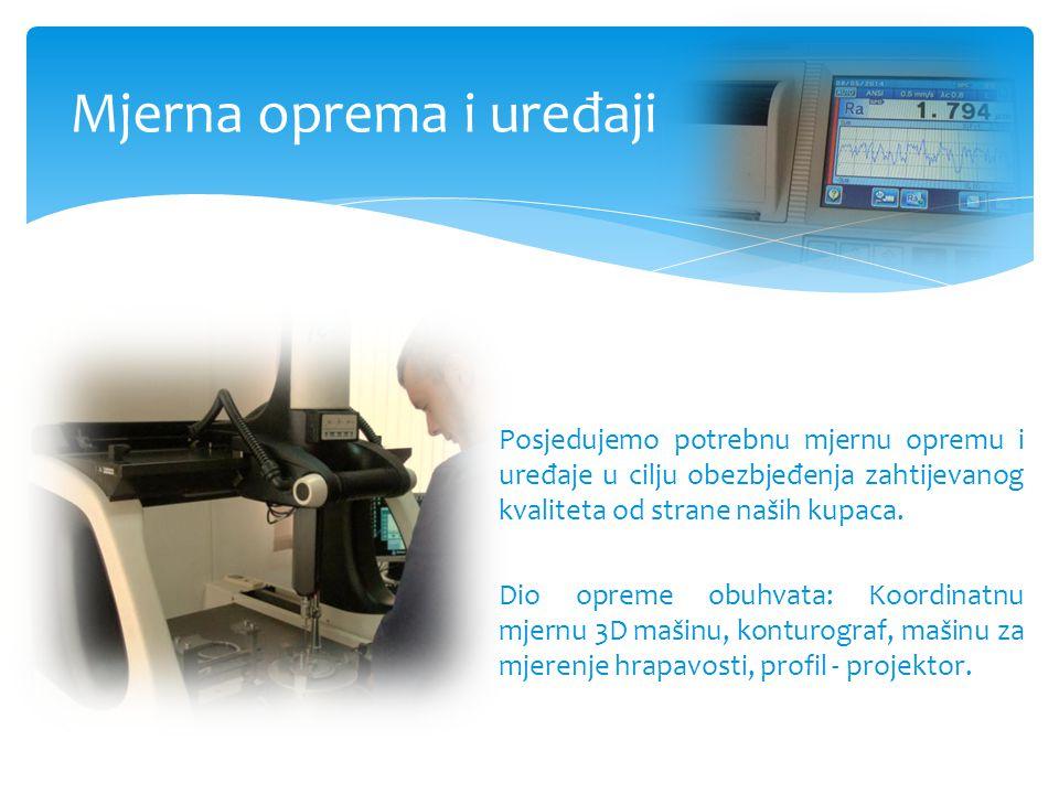 Mjerna oprema i uređaji