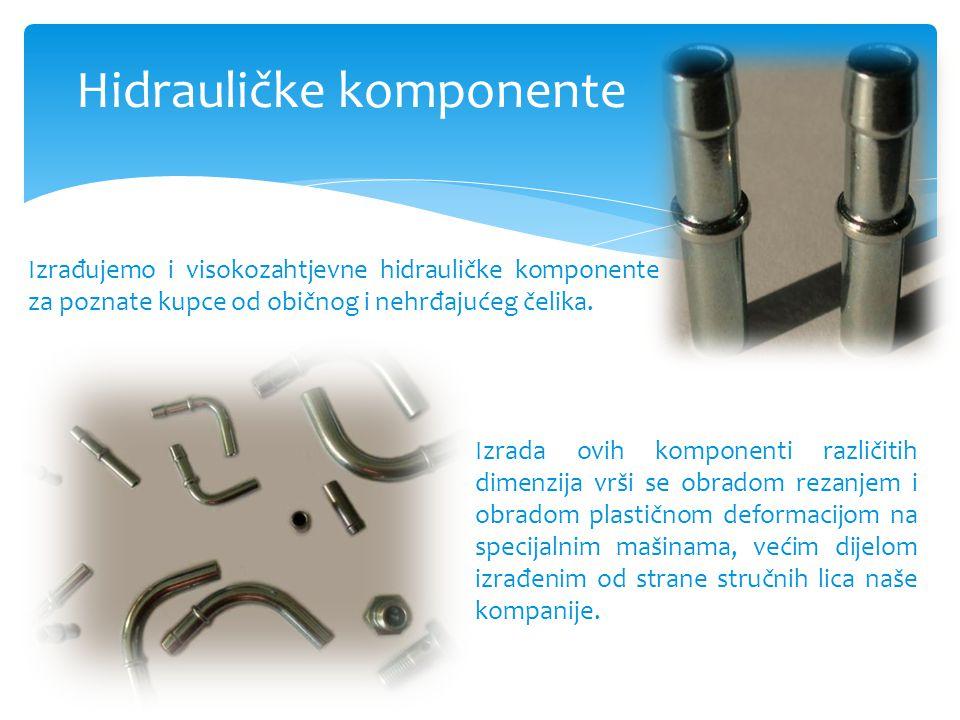 Hidrauličke komponente