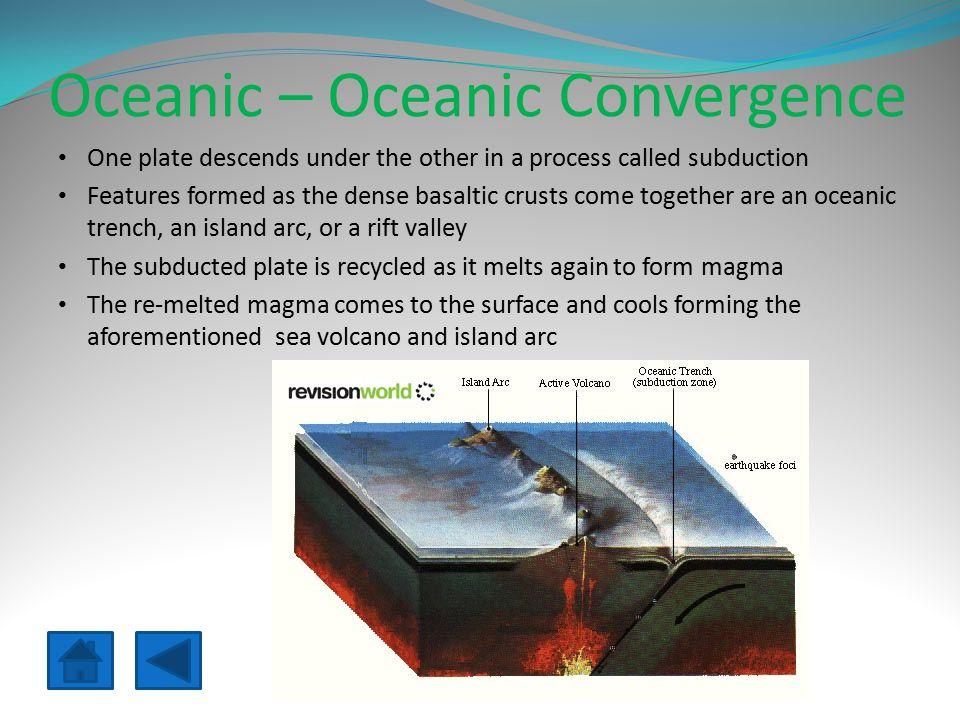 Oceanic – Oceanic Convergence