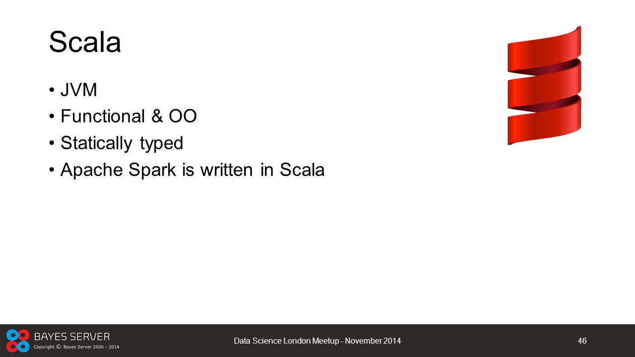 Data Science London Meetup - November 2014
