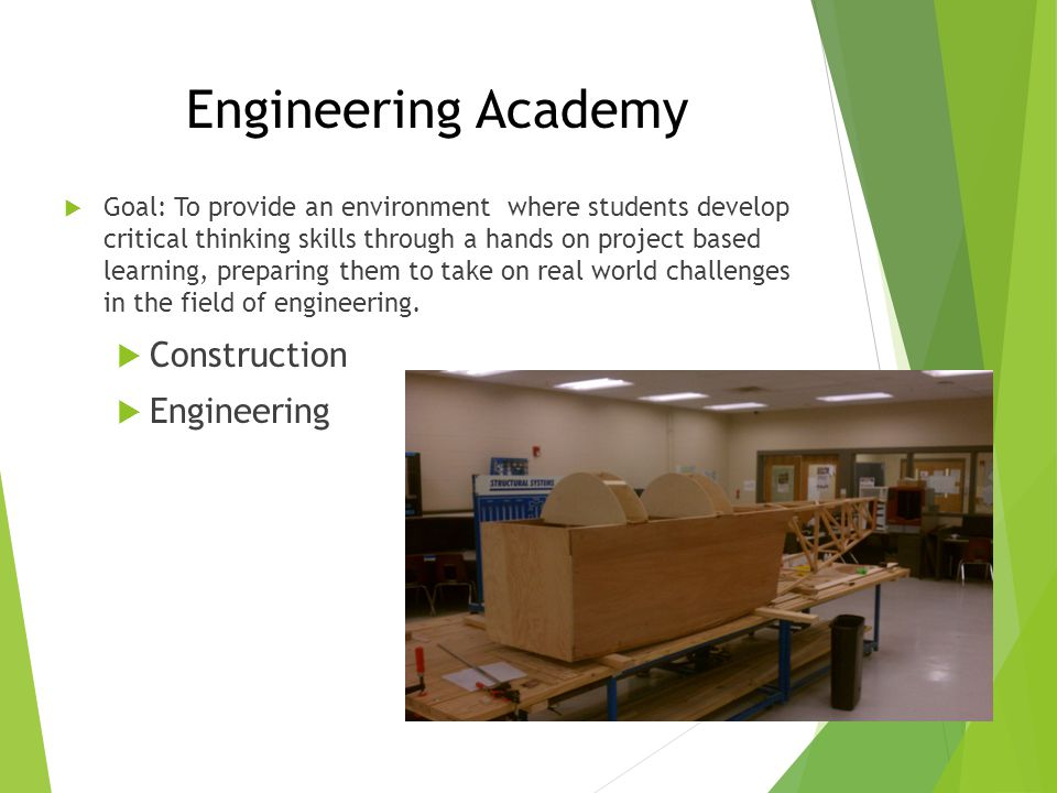 Engineering Academy Construction Engineering