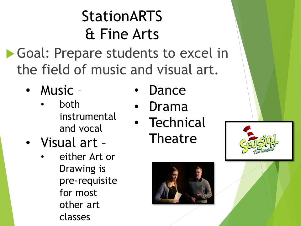 StationARTS & Fine Arts