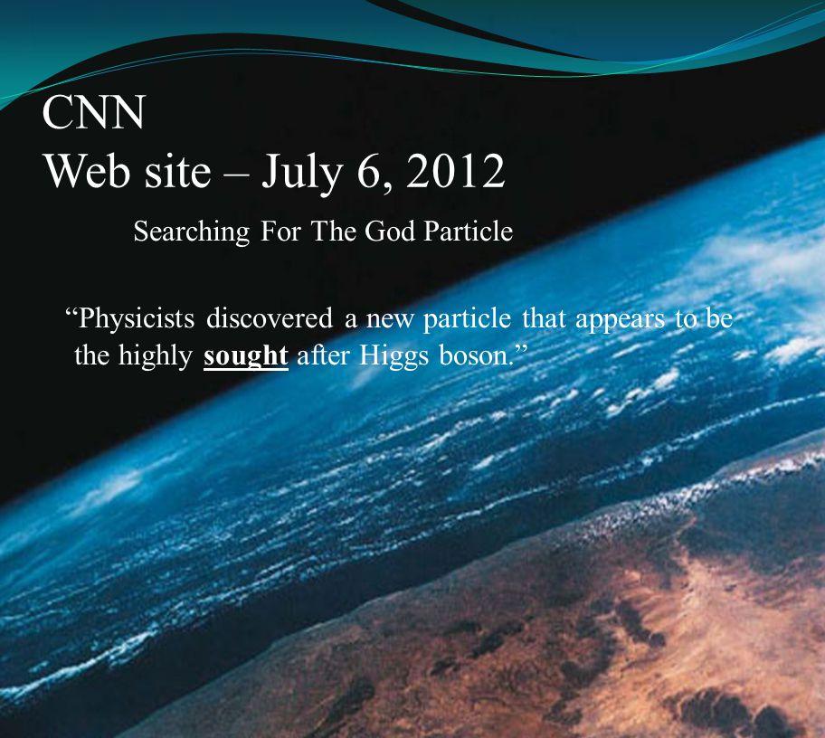 CNN Web site – July 6, 2012
