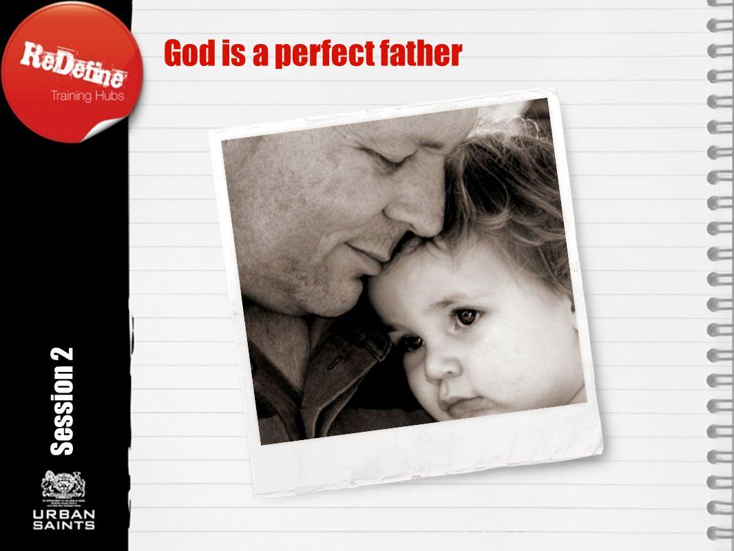God is a perfect father Rotation angle 350o Session 2