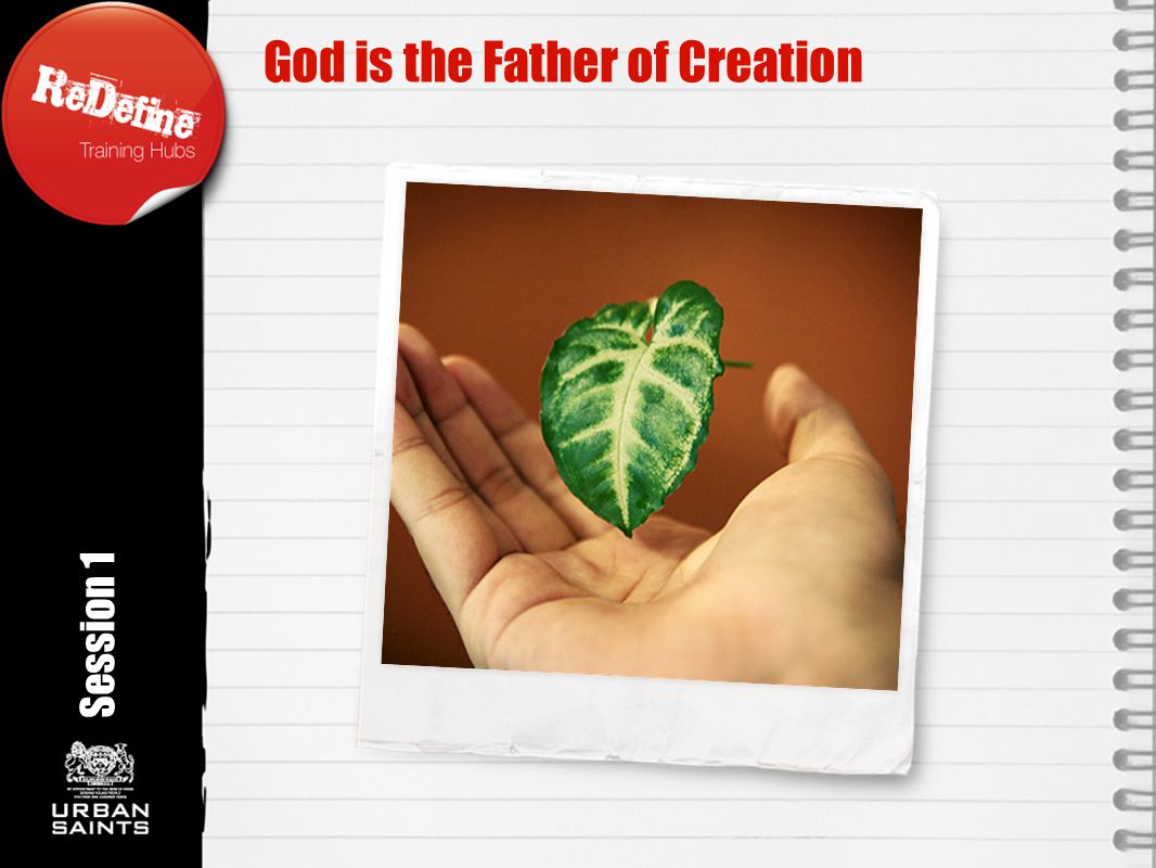 God is the Father of Creation