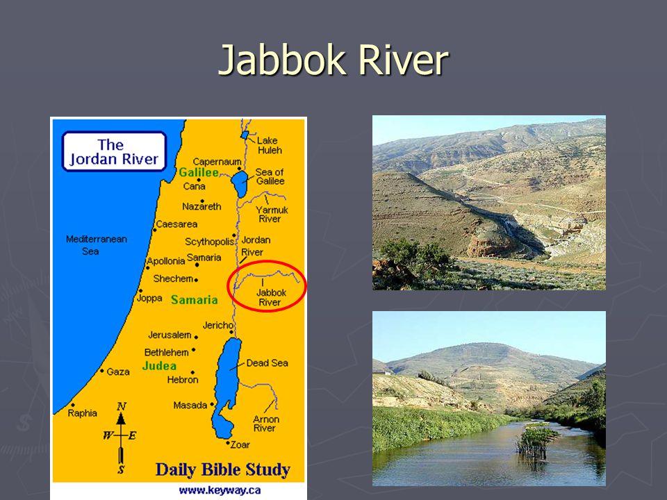 Jabbok River