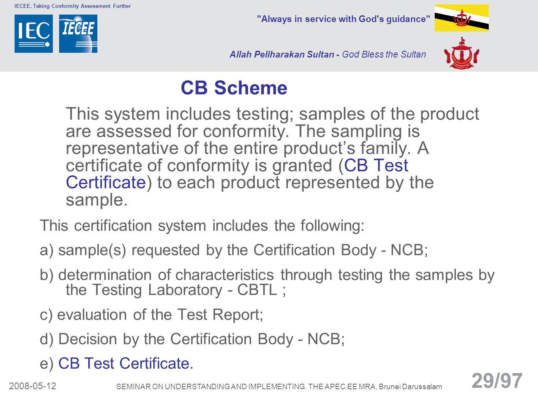 CB Scheme