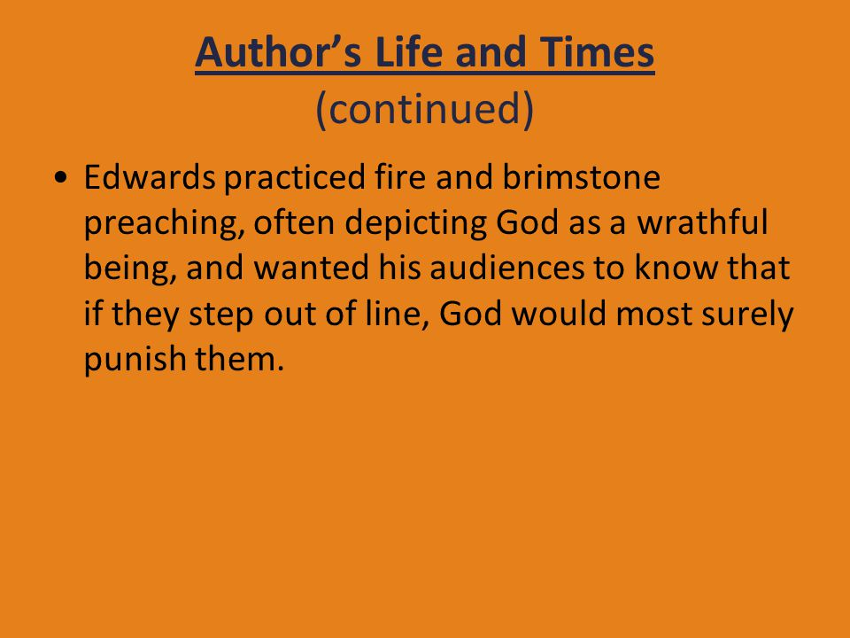 Author's Life and Times (continued)