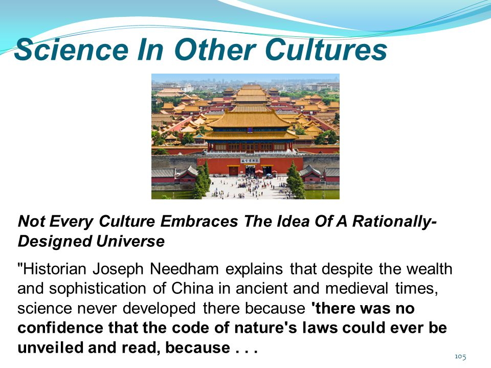 Science In Other Cultures