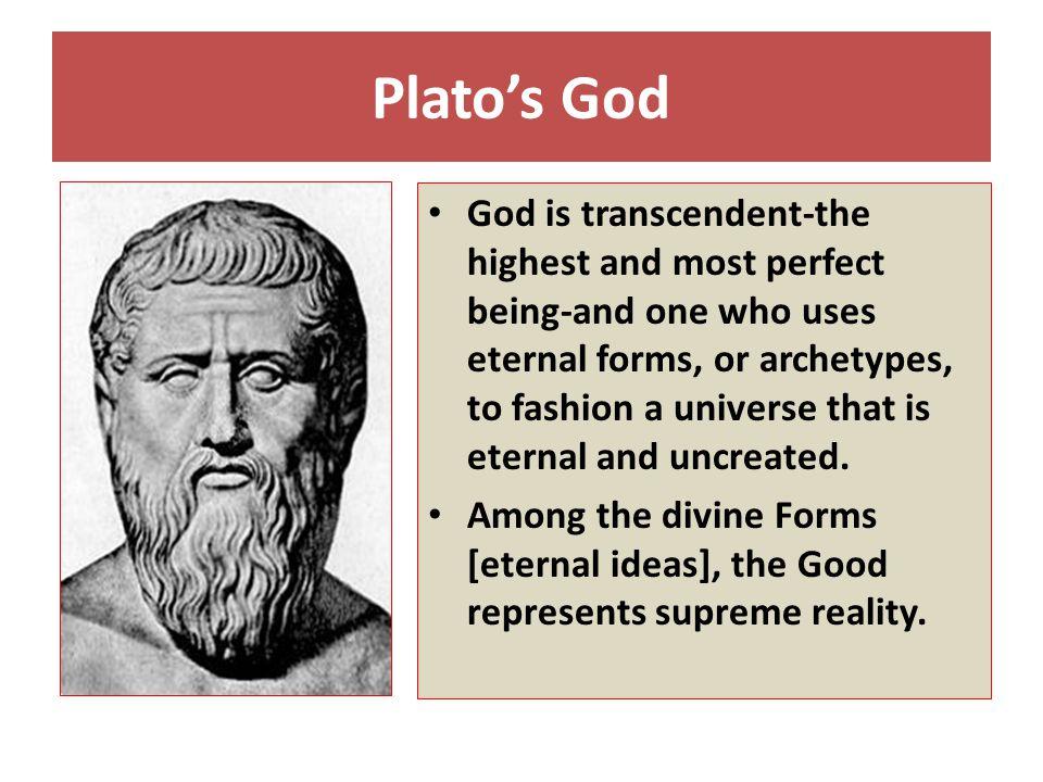 Plato's God