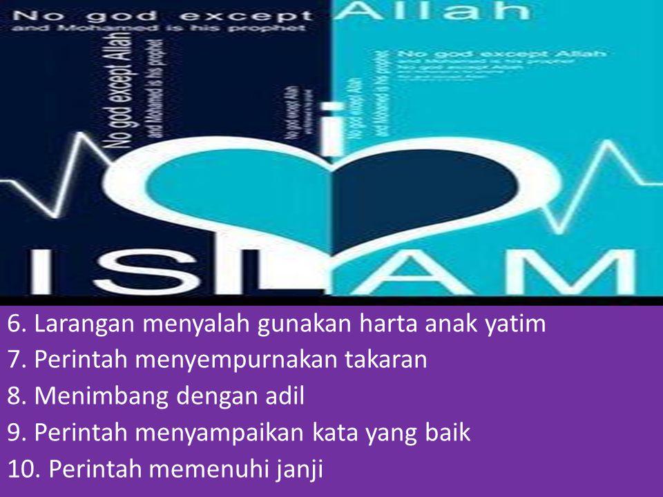 BANGGA MENJADI ORANG ISLAM