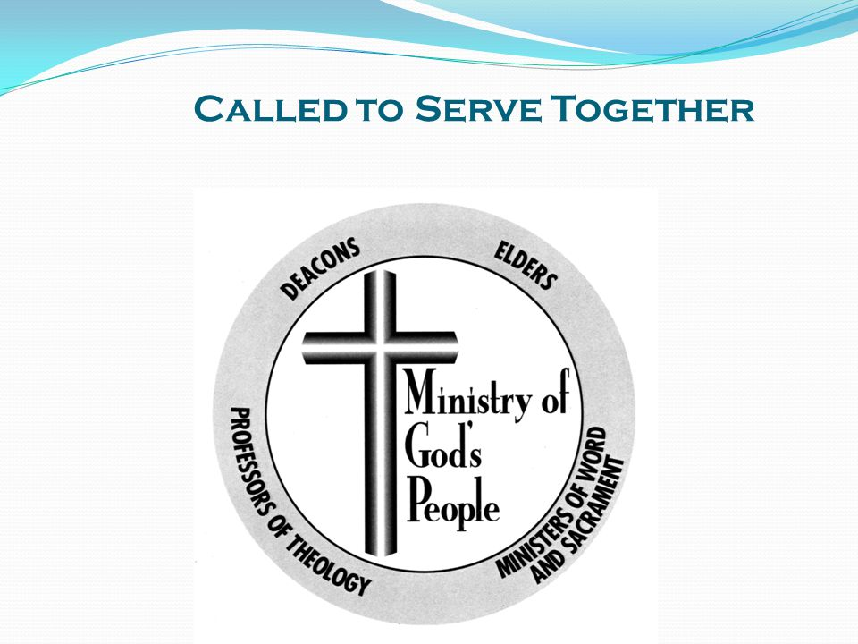 Called to Serve Together
