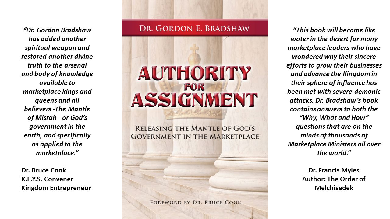 Author: The Order of Melchisedek