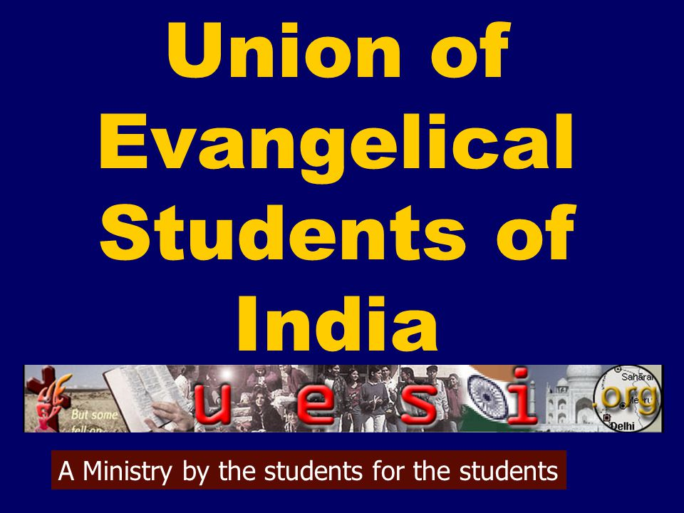 Union of Evangelical Students of India