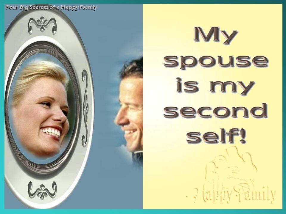 Four Big Secrets of a Happy Family