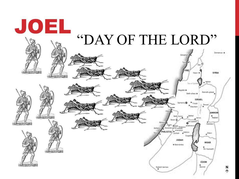 Joel DAY OF THE LORD