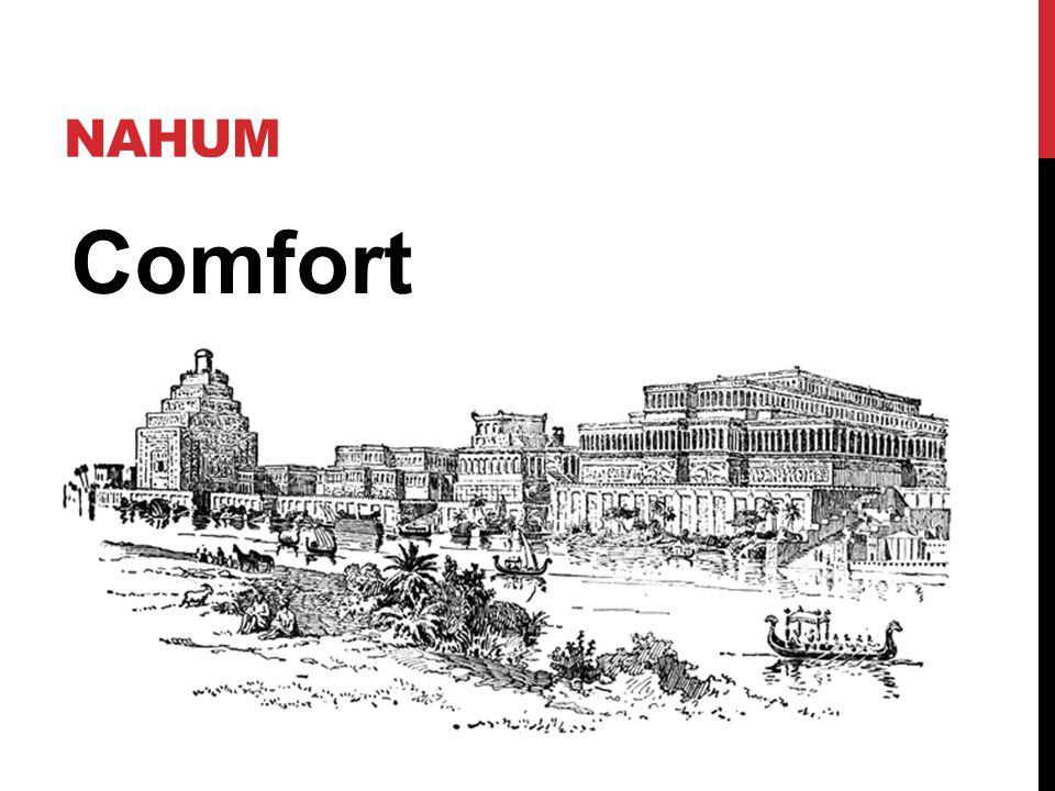 Nahum Comfort