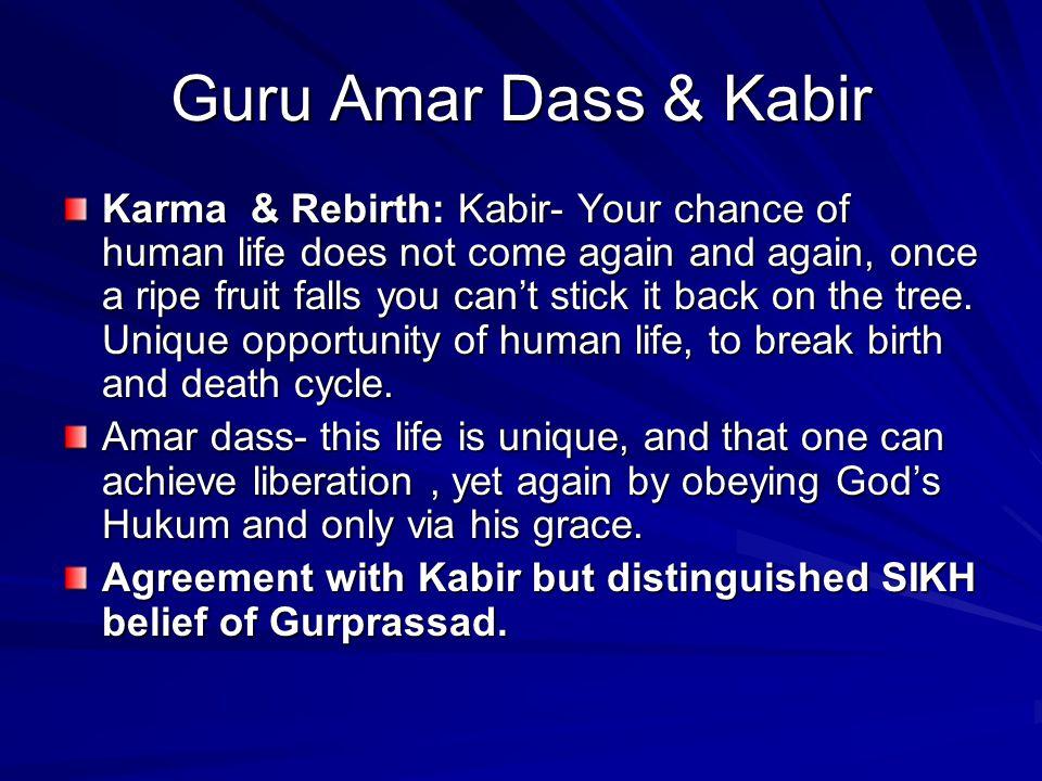 Guru Amar Dass & Kabir