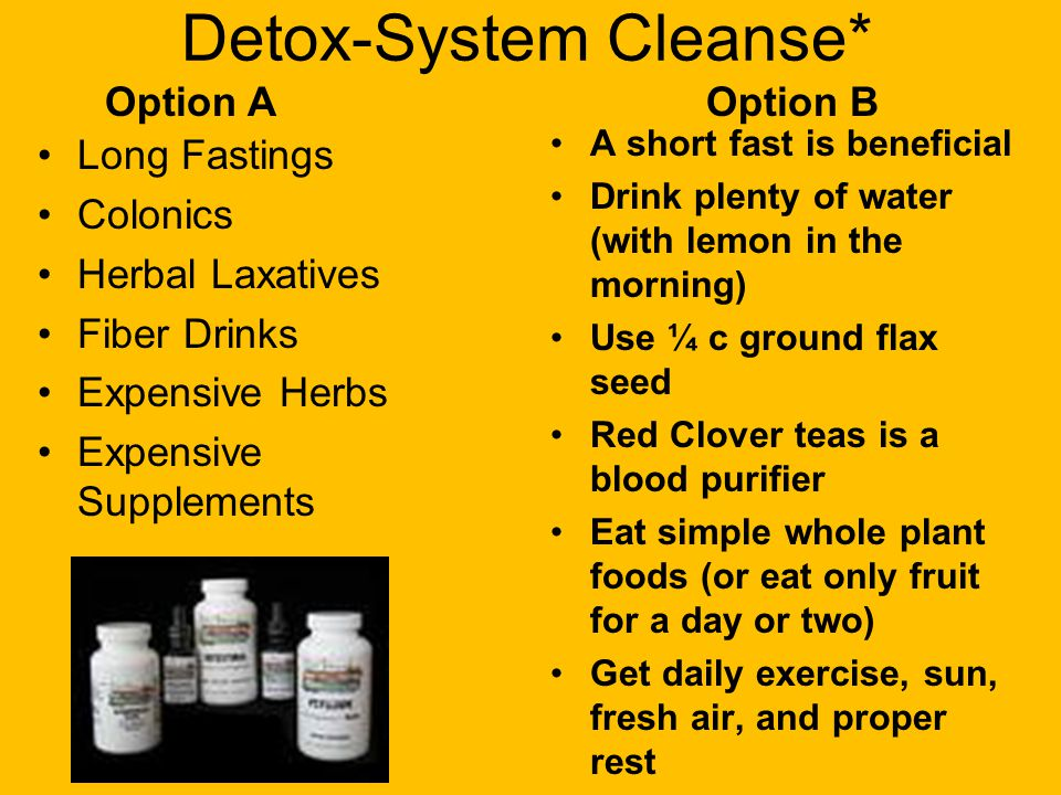 Detox-System Cleanse*