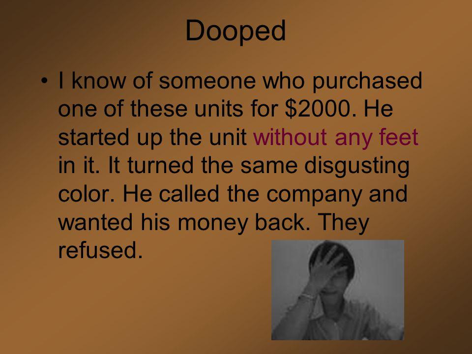 Dooped