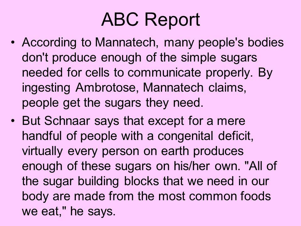 ABC Report