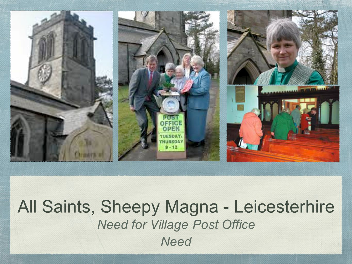 All Saints, Sheepy Magna - Leicesterhire