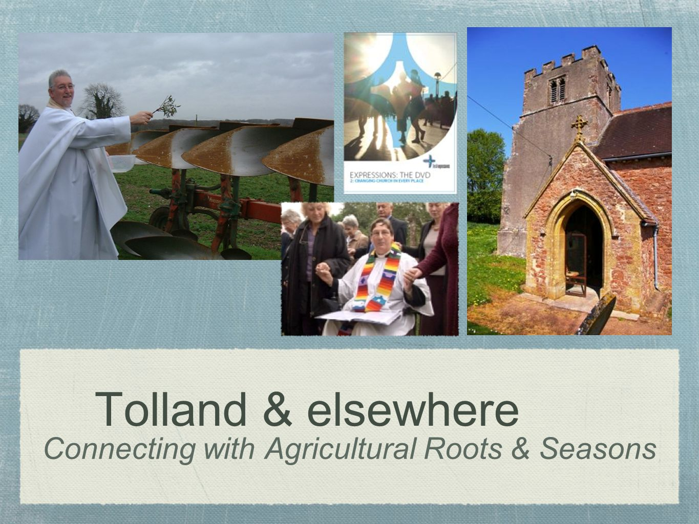Connecting with Agricultural Roots & Seasons