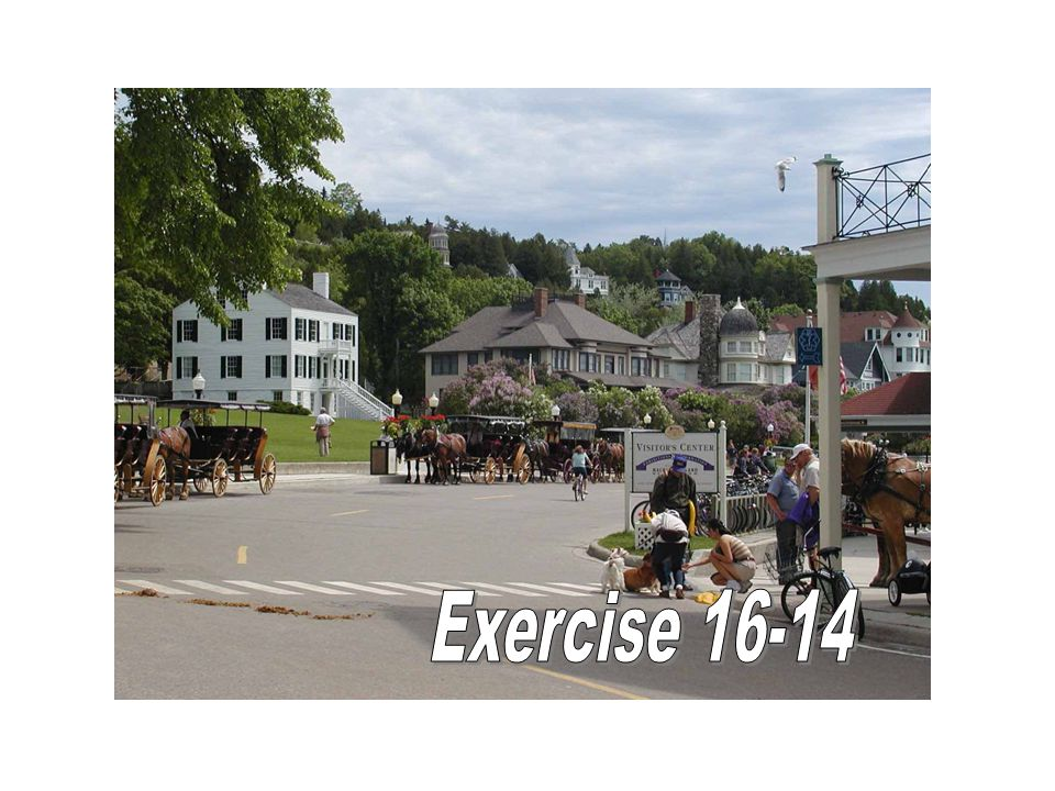 Exercise 16-14