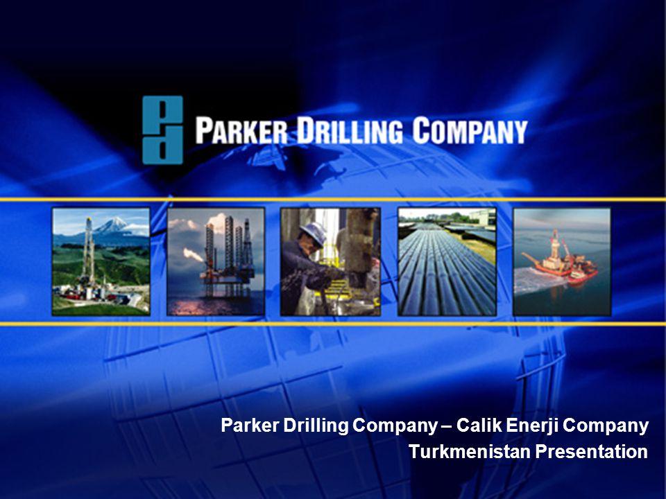 Parker Drilling Company – Calik Enerji Company