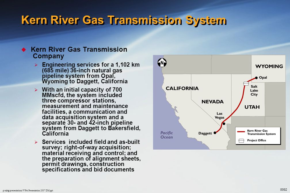 Kern River Gas Transmission System