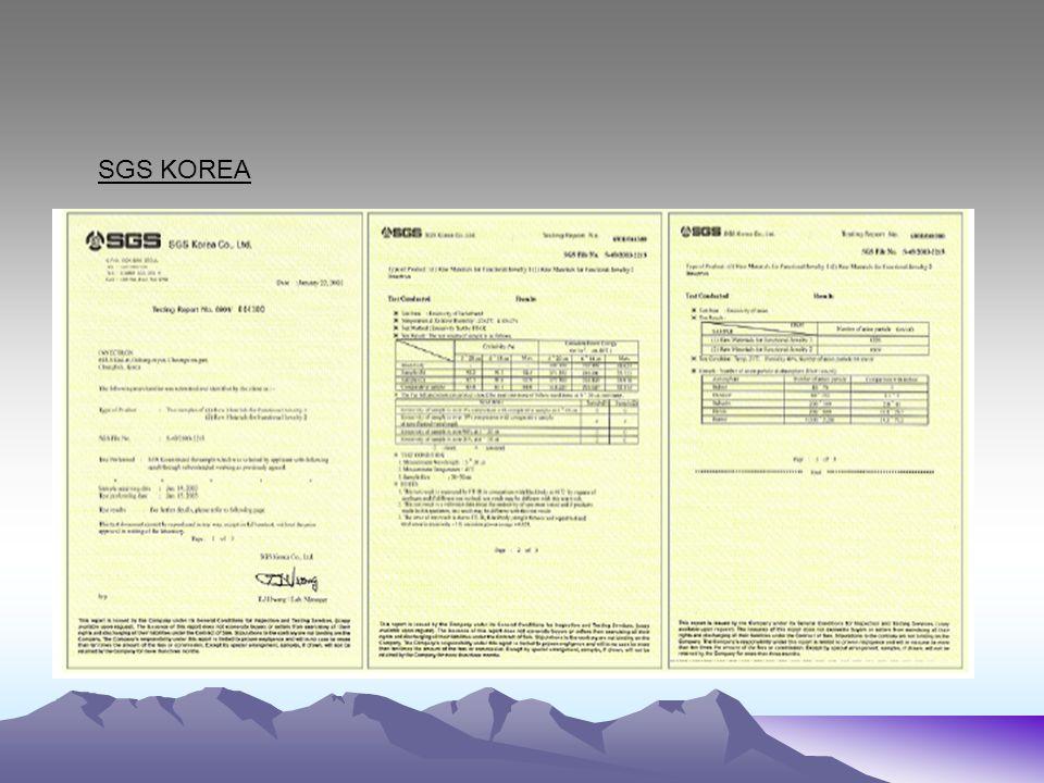 SGS KOREA
