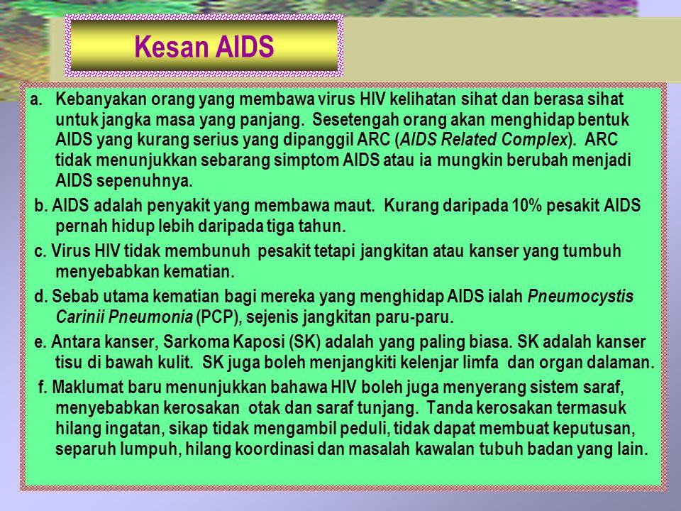 Kesan AIDS