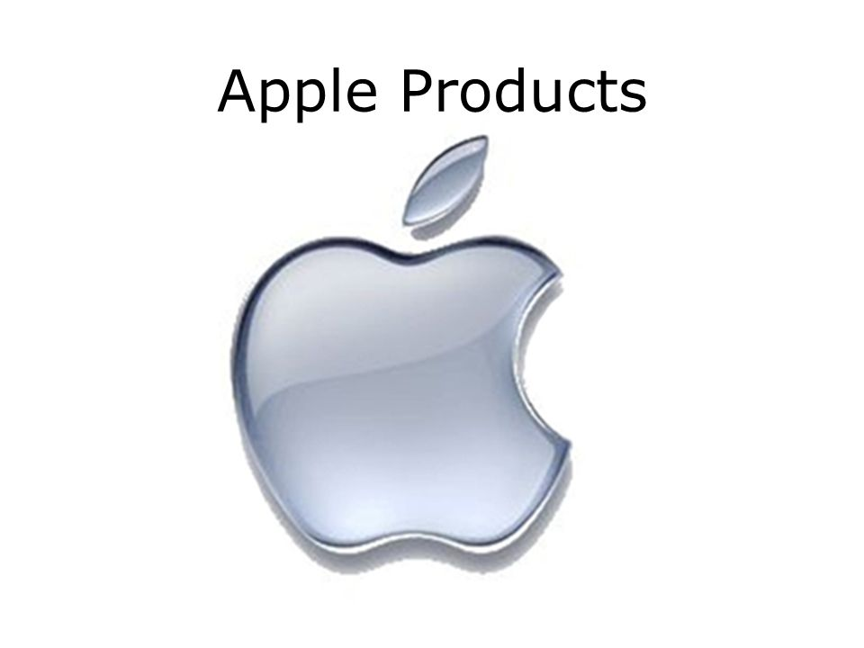 Apple Products 24