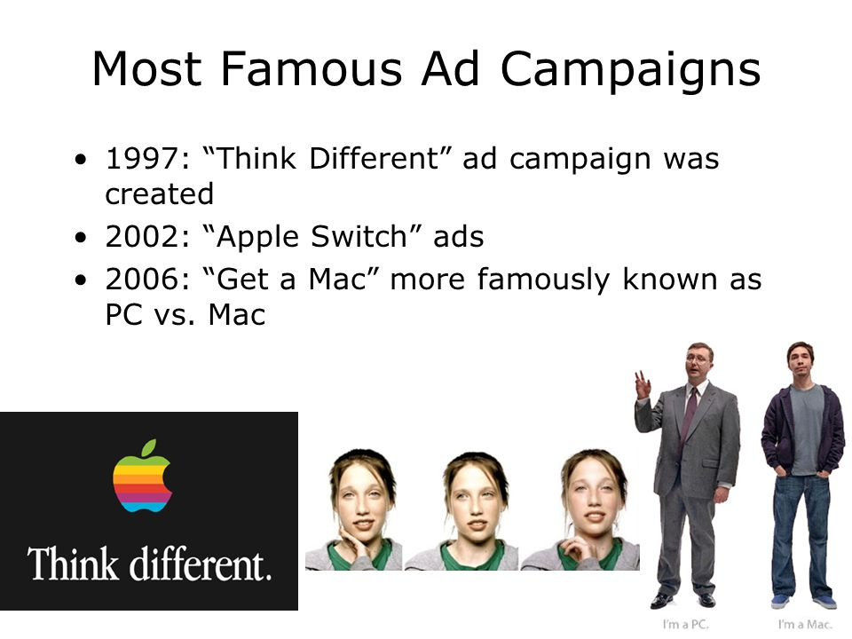Most Famous Ad Campaigns