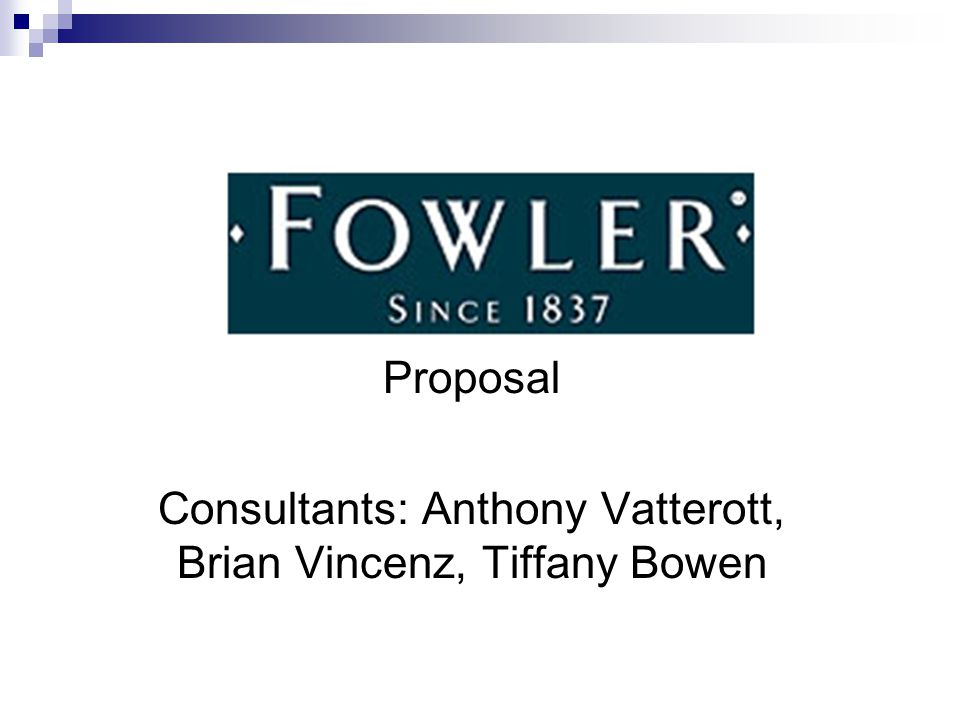 Fowler Distributing Company